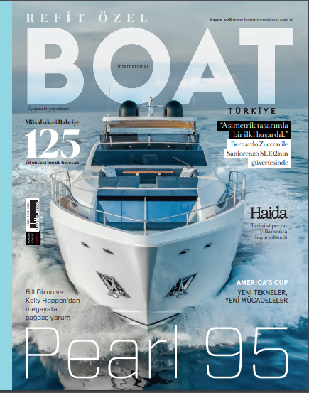 Boat International Türkiye December 2018