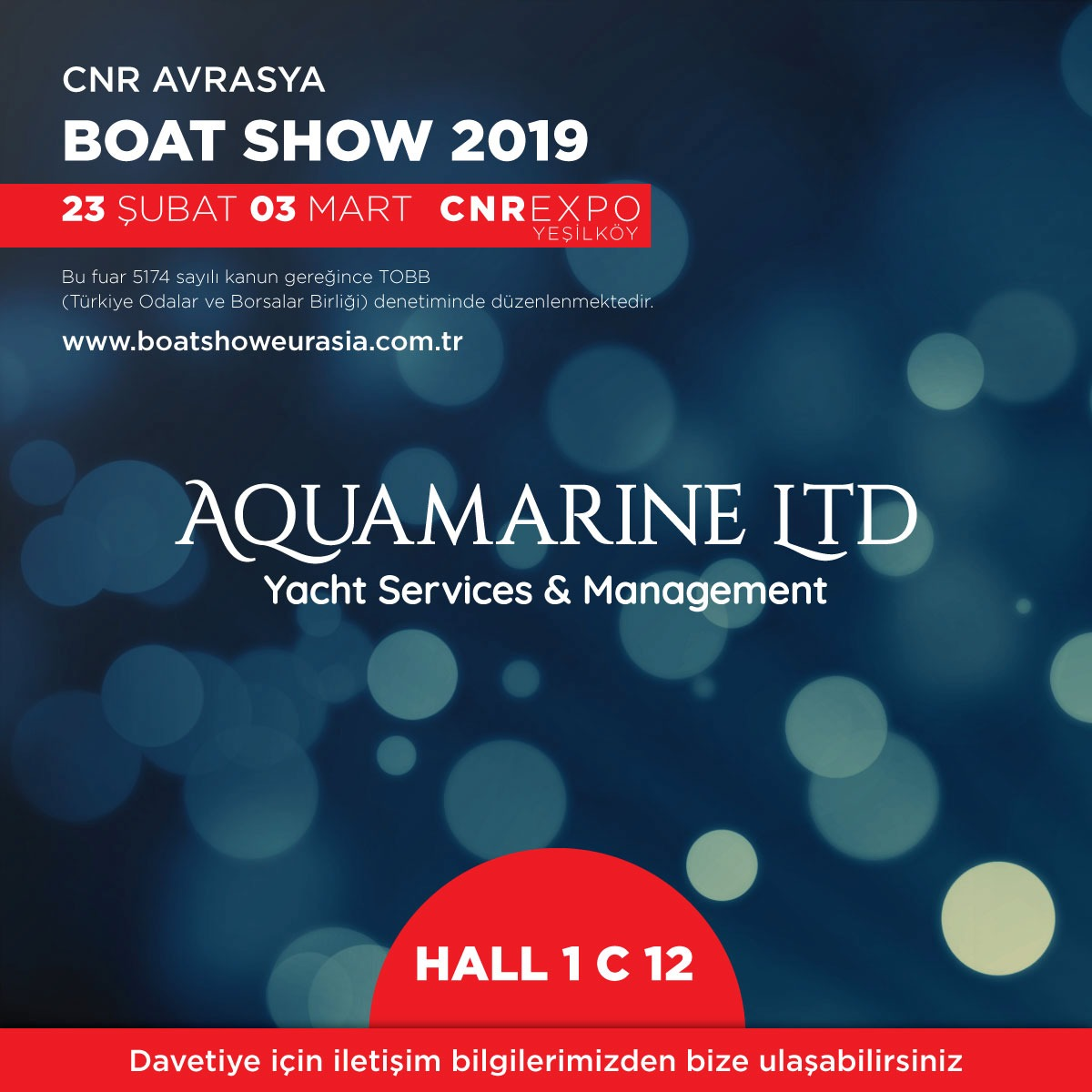 CNR Boat Show 2019